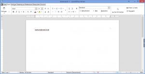 libreoffice Ribbon