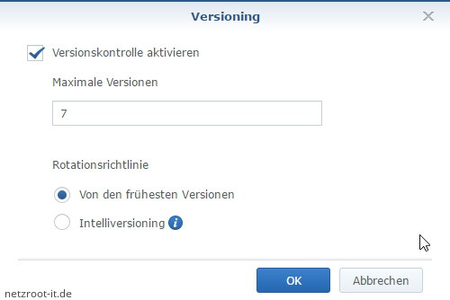 Synology Cloud Station: